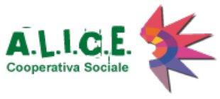 Logo della Cooperativa ALICE