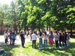 Campi scuola organizzati dalla Cooperativa ALICE