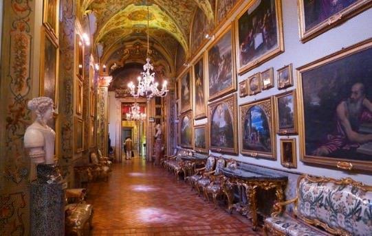 Galleria Doria Pamphili a Roma
