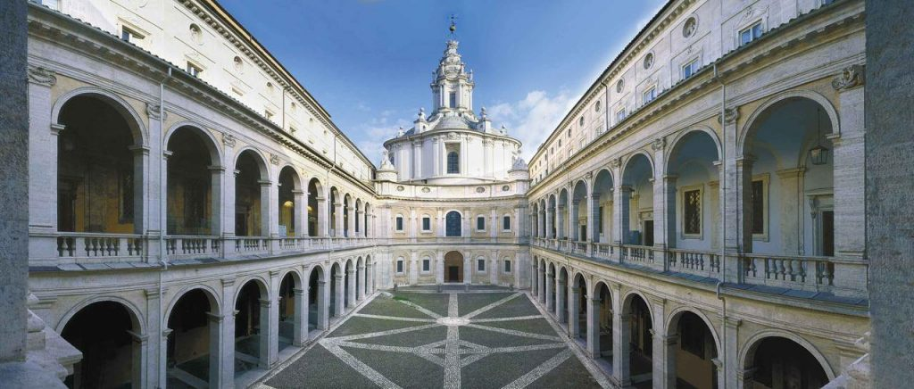 Roma Sant'Ivo alla Sapienza
